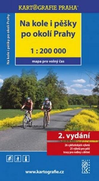 Na kole i pěšky po okolí Prahy