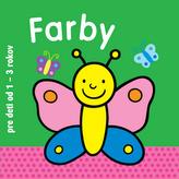 Farby pre deti od 1 - 3 rokov