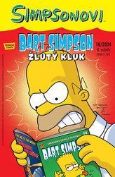 Simpsonovi - Bart Simpson 10/2014 - Žlutý kluk