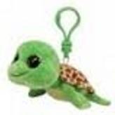 Plyš očka přívěšek želva zelená