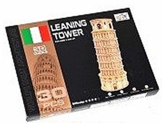 Puzzle 3D - Šikmá věž v Pise (30 dílků)