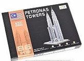 Puzzle 3D - Petronas Towers (86 dílků)