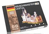 Puzzle 3D - Neuschwanstein Kastle (98 dílků)
