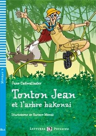 Tonton Jean et l'arbre Bakonzi