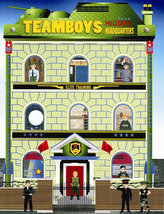 TEAMBOYS Army Headquarters