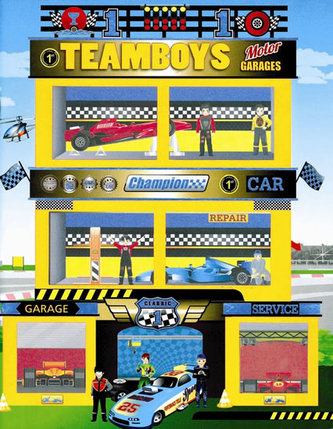 TEAMBOYS Motor Garage