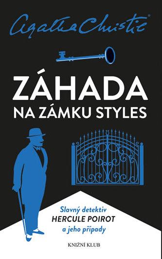 Poirot: Záhada na zámku Styles - Agatha Christie