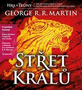 Střet králů-CD - George R. R. Martin
