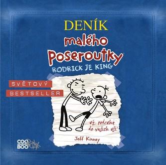Deník malého poseroutky 2 - audio CD