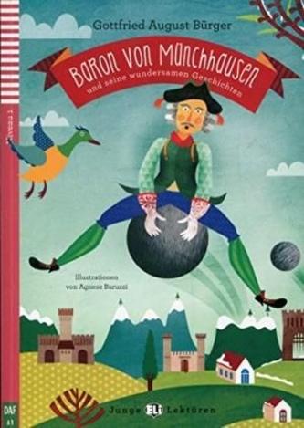 Baron von Munchhausen und Seine Wundersamen Geschichten+ CD (A1)