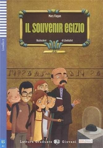 Il Souvenir egizio - Book + CD (A2)
