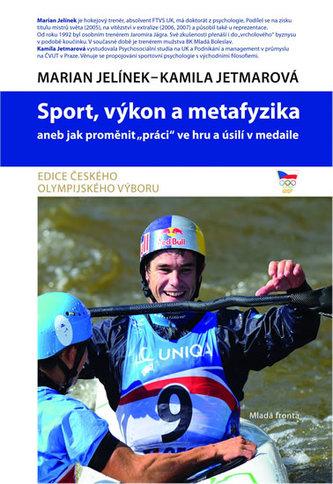 """Sport, výkon a metafyzika aneb jak proměnit """"práci"""" ve hru a úsilí v medaile - Marian Jelínek"""