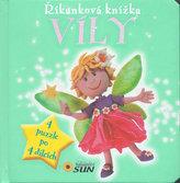 Víly - Říkanková puzzle kniha