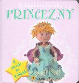 Princezny - Říkanková puzzle kniha