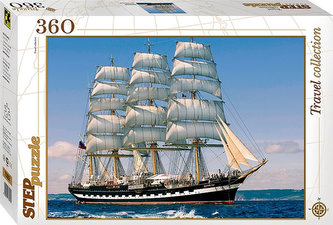Puzzle 360 Plachetnice