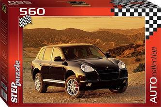 Puzzle 560 Porsche Cayenne
