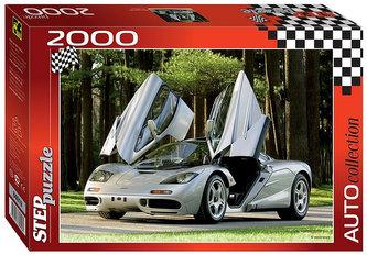 Puzzle 2000 McLaren F1 - neuveden