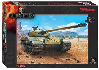 Puzzle 160 World of Tanks