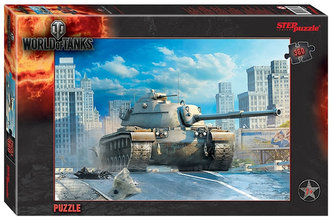 Puzzle 360 World of Tanks