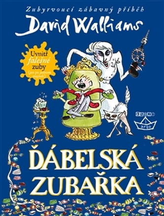 Ďábelská zubařka - David Walliams