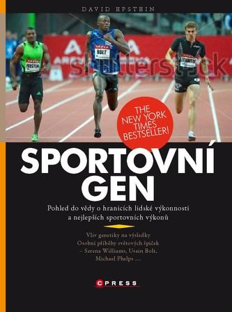 Sportovní gen - David J. Epstein