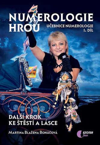 Numerologie hrou - Učebnice numerologie I. díl