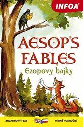 Ezopovy bajky/Aesop´s Fables - Zrcadlová četba