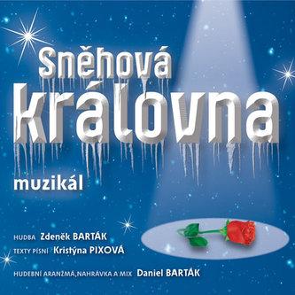 Popron music - Sněhová královna - muzikál - CD