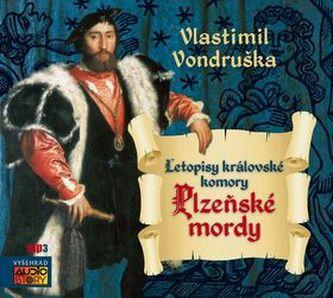 Plzeňské mordy - CD