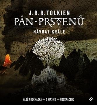 Pán prstenů: Návrat krále - J. R. R. Tolkien