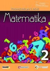 Matematika Pracovný zošit pre 5. ročník 2