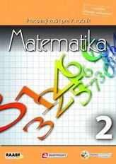 Matematika Pracovný zošit pre 7. ročník 2