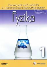 Fyzika Pracovný zošit pre 6. ročník 1