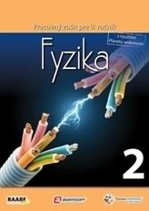 Fyzika Pracovný zošit pre 9. ročník 2