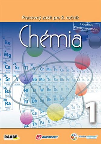 Chémia Pracovný zošit pre 8. ročník 1