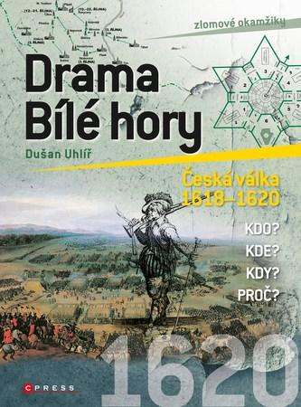 Drama Bílé hory - Dušan Uhlíř