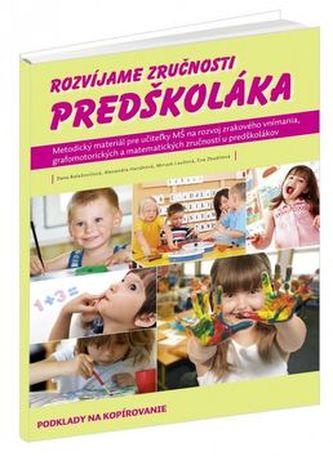 Rozvíjame zručnosti predškoláka