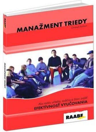Manažment triedy
