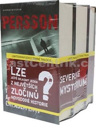 3x Severské mysterium / komplet / Persson Leif GW
