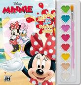 Minnie - omalovánka