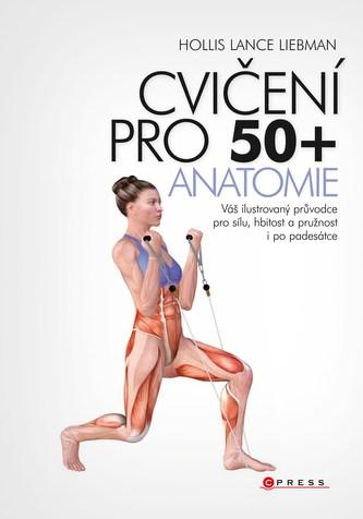 Posilování pro 50+  anatomie