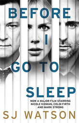 Before I Go To Sleep (film tie-in)