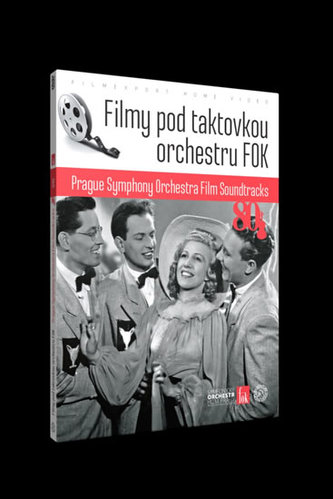Filmy pod taktovkou orchestru FOK - DVD