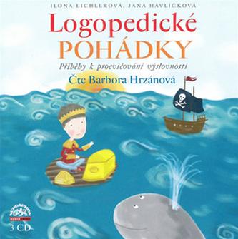 Logopedické pohádky - CD - Jana Havlíčková