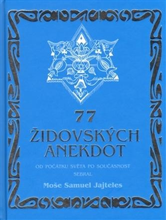 77 židovských anekdot
