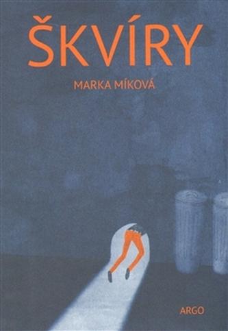 Škvíry - Marka Míková