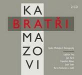 Bratři Karamazovi - CD