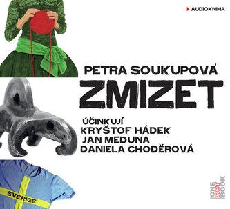 Zmizet - CDmp3 (Čtou Kryštof Hádek, Jan Meduna, Daniela Choděrová)