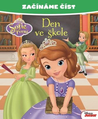 Sofie První - Den ve škole - Začínáme číst
