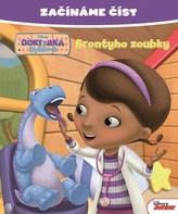 Doktorka Plyšáková - Brontyho zoubky - Začínáme číst